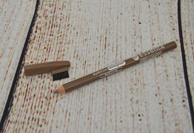 essence eyebrow designer 04 blonde review swatches