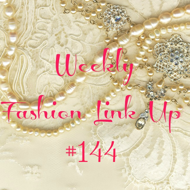 Weekly fashion and style linkup