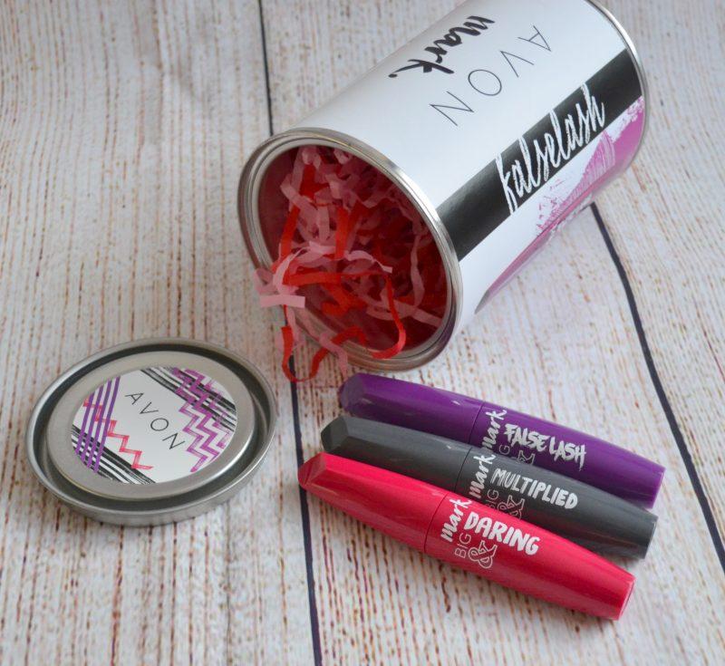 Avon Mark mascaras gift set