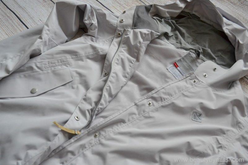 Didriksons Minute Women's jacket Alu
