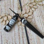 Essence Superlast Eyeliner - Deep Black swatches & review