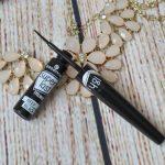 Essence Superlast Eyeliner - Deep Black swatches & review
