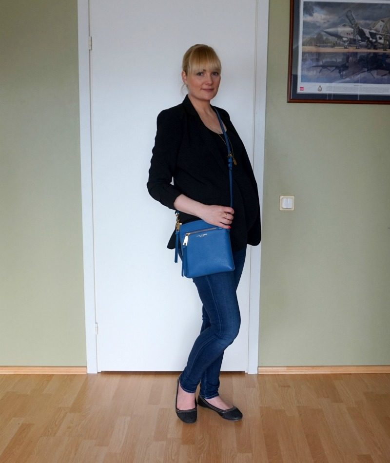 Estonian beauty bloggers meetup outfit