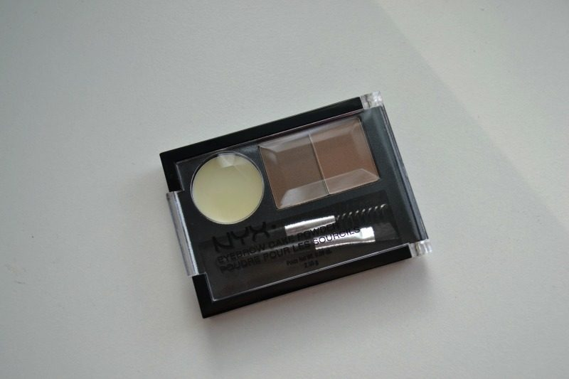 NYX Eyebrow Cake Powder review