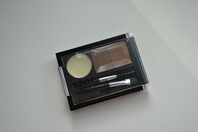 NYX Eyebrow Cake Powder review