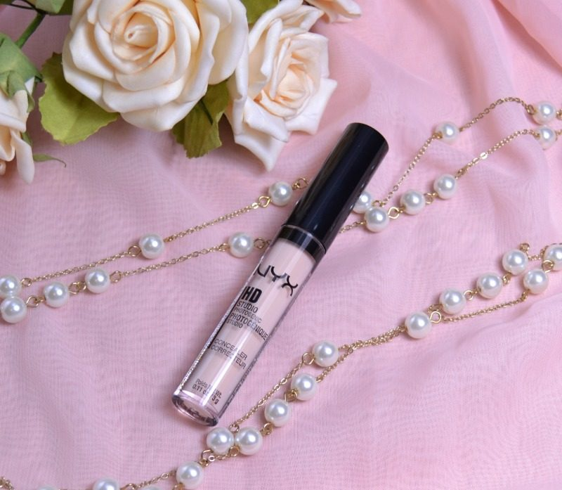 NYX HD Studio Photogenic Concealer - Fair review