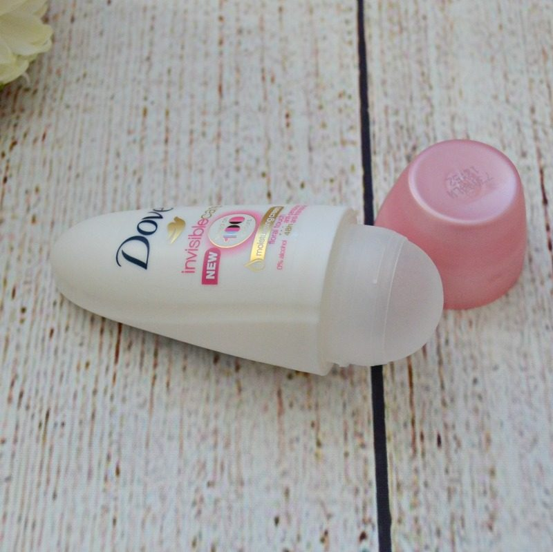 Dove Floral Touch antiperspirant roll-on