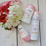NEW in Dove Invisible Care Range - Dove Invisible Care Floral Touch