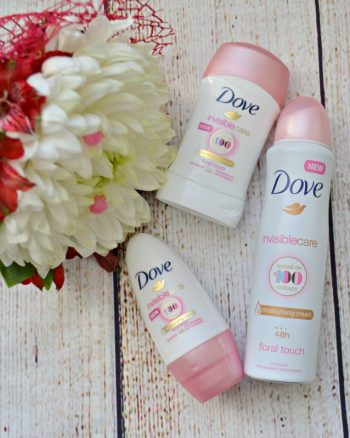 NEW in Dove Invisible Care Range – Dove Invisible Care Floral Touch