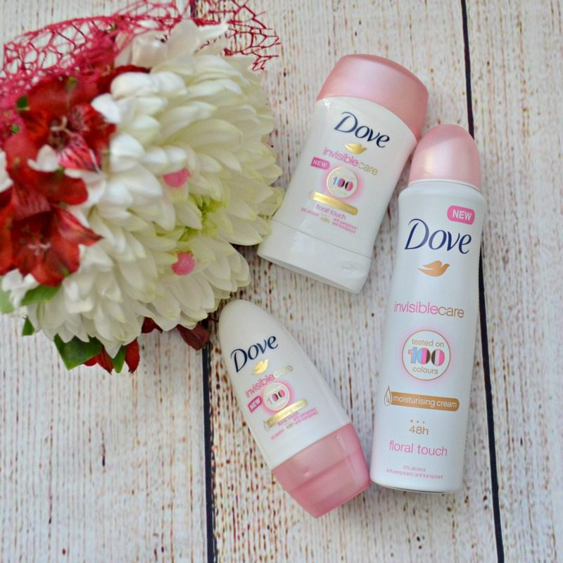 Dove Invisible Care Floral Touch review