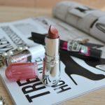 Essence Colour Up! Shine On! lipstick 10 Rosey Glitz