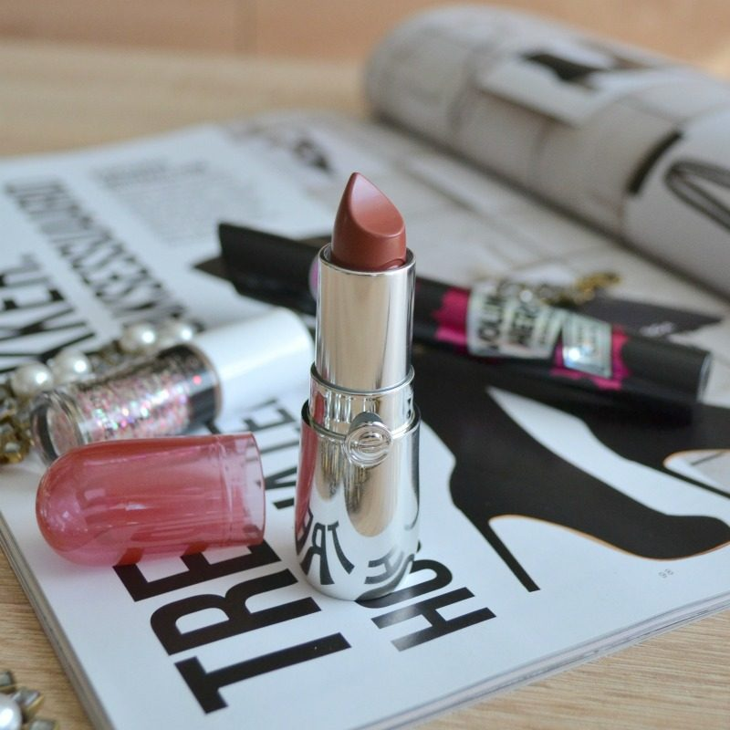 Essence Colour Up! Shine On! 10 Rosey Glitz review and swatches