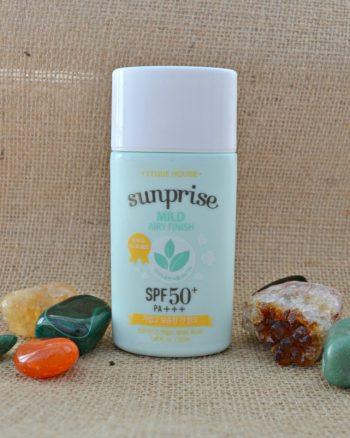 Etude House Sunprise Mild Airy Finish Sun Milk SPF50+/PA+++