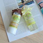Lemongrass House Frangipani Shampoo & Sandalwood Conditioner