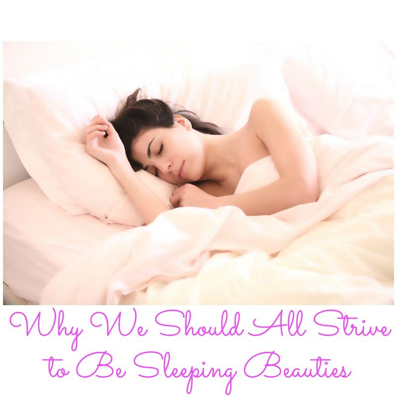 the beauty benefits of getting 7-9 hours of quality sleep every night