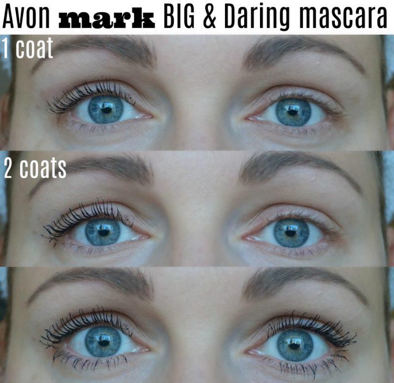 Avon Mark Big Daring mascara