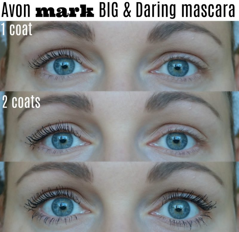 Avon Mark Big Daring mascara