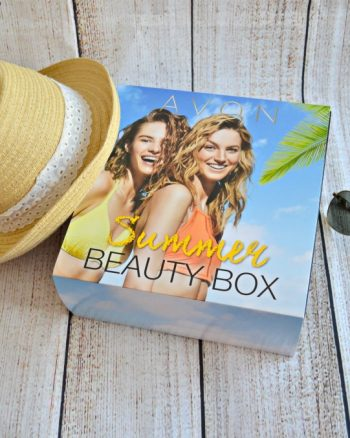 Avon Summer Beauty Box review