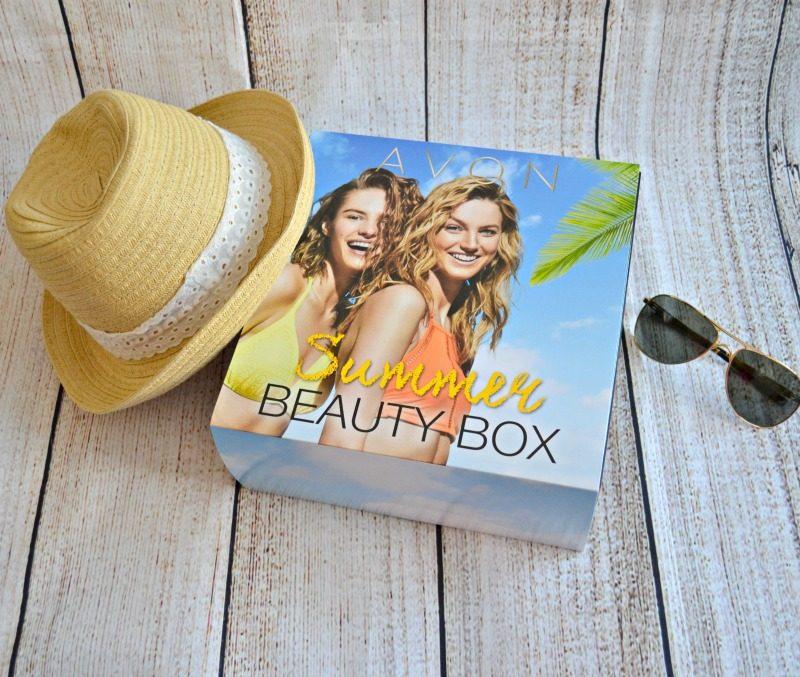 Avon Summer Beauty Box review