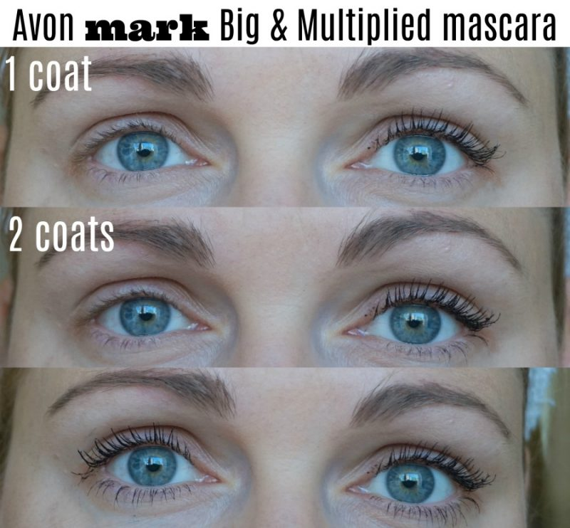 Avon mark big multiplied mascara