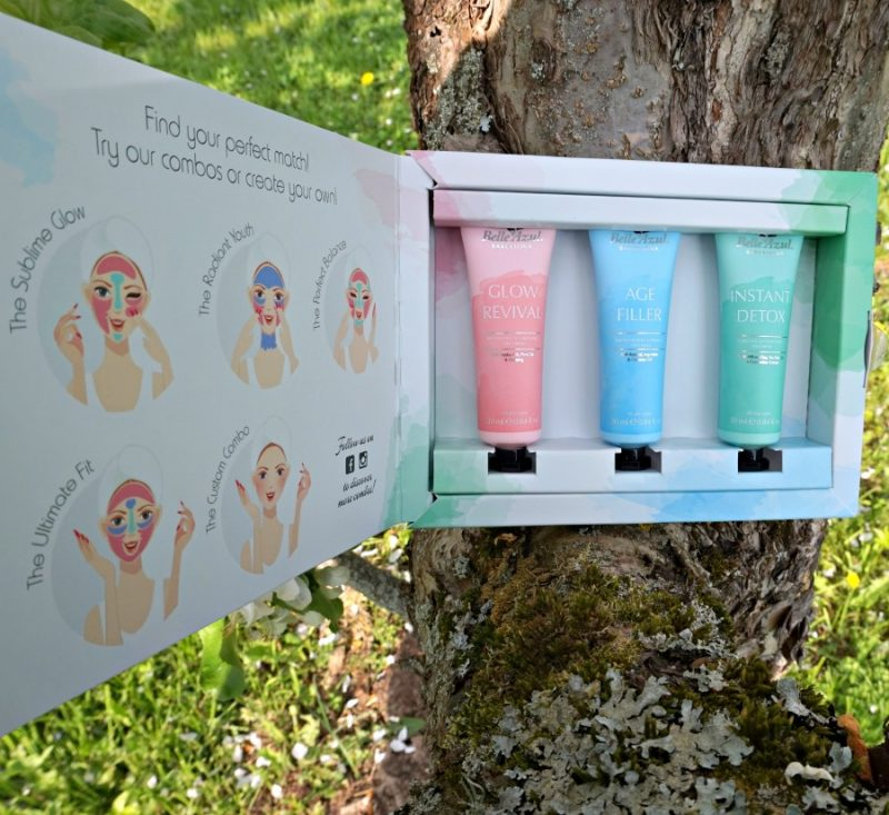 Belle Azul 360 Mask Collection review