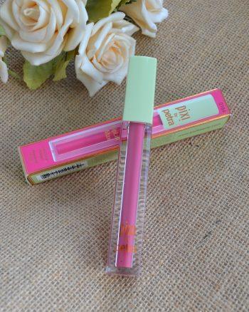 Pixi By Petra LipLift Max Glossy Lip Plumper – Peony Bloom