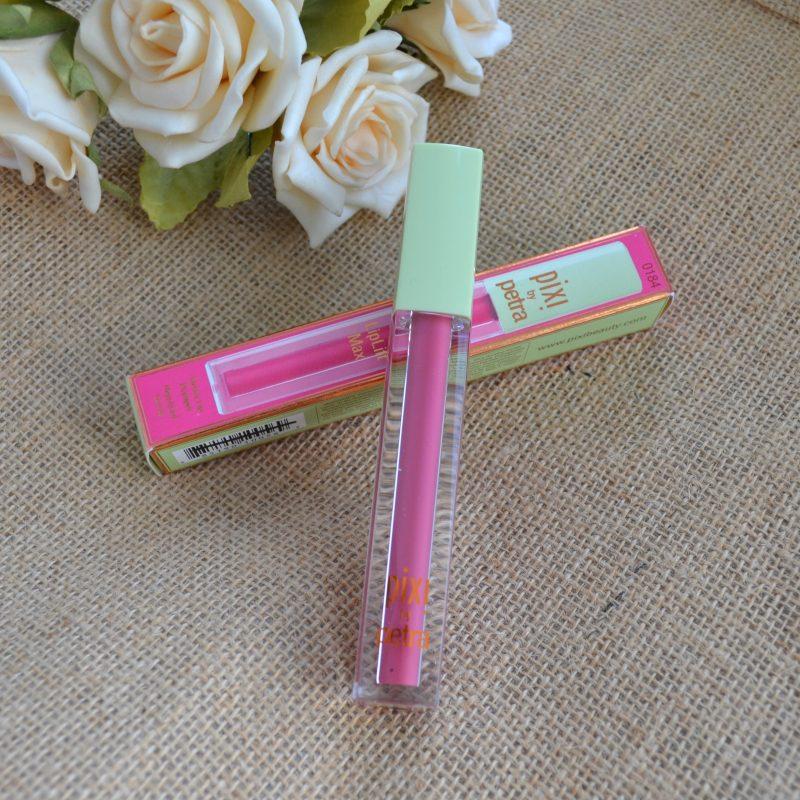 Pixi By Petra LipLift Max Glossy Lip Plumper - Peony Bloom