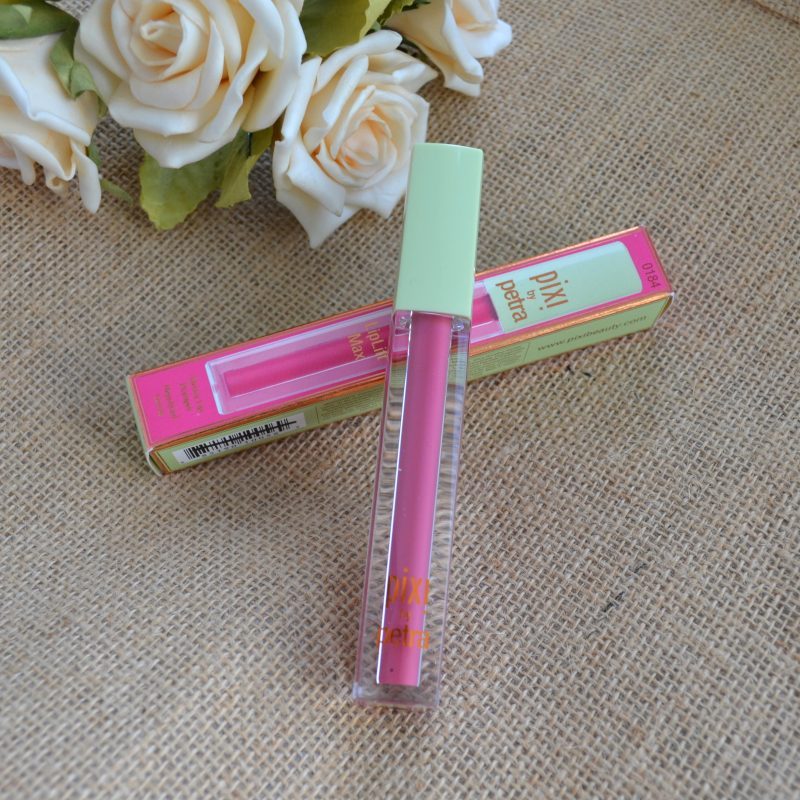 Pixi By Petra LipLift Max Glossy Lip Plumper - Peony Bloom