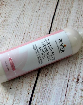 Review: Reviva Labs Stretch Mark Prevention Lotion