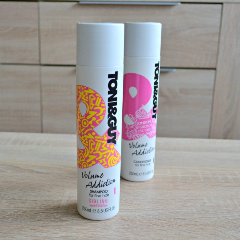 Toni&Guy Volume Addiction Shampoo for fine hair