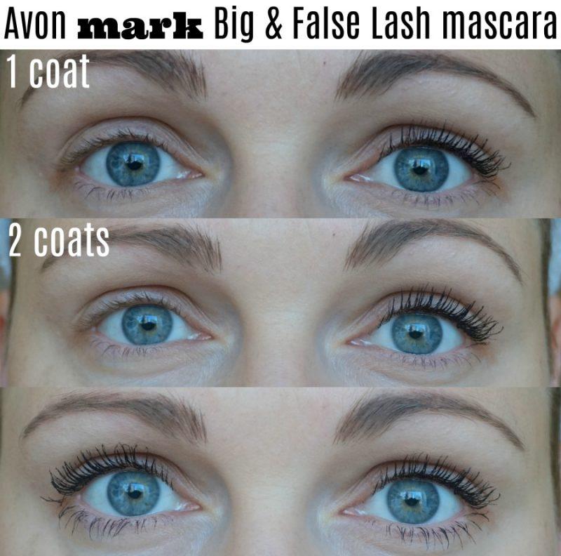 avon mark big false lash mascara