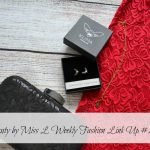 Beauty by Miss L Weekly Fashion Link Up #158