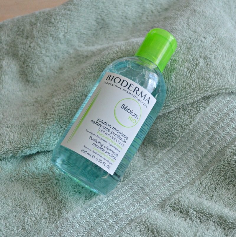 Bioderma Sebium H2O Purifying Cleansing Solution review