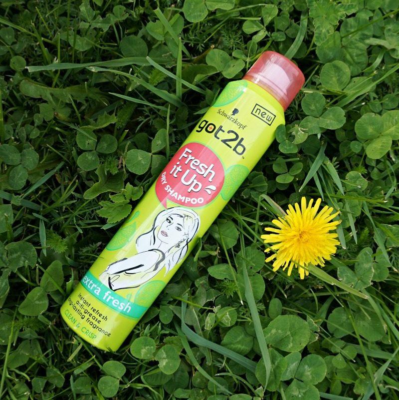 Schwarzkopf Got2b Fresh It Up Dry Shampoo