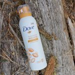 Dove Argan Oil Shower Mousse