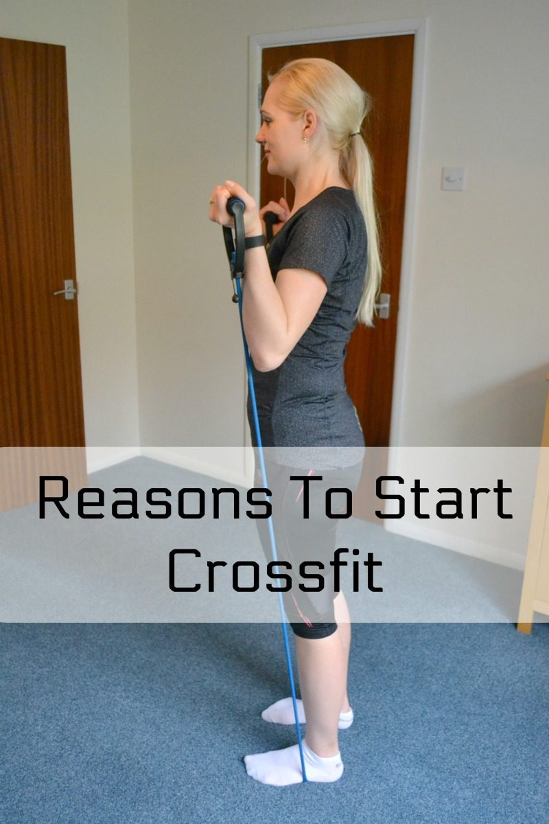 Reasons To Start Crossfit. Reasons to start exercising