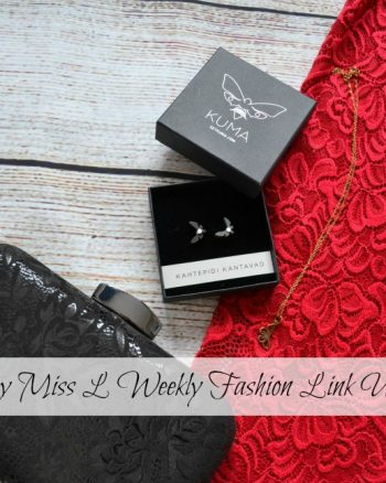 Beauty by Miss L Weekly Fashion style Link Up #163