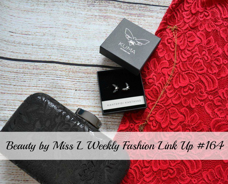 Beauty by Miss L Weekly Fashion Link Up #164