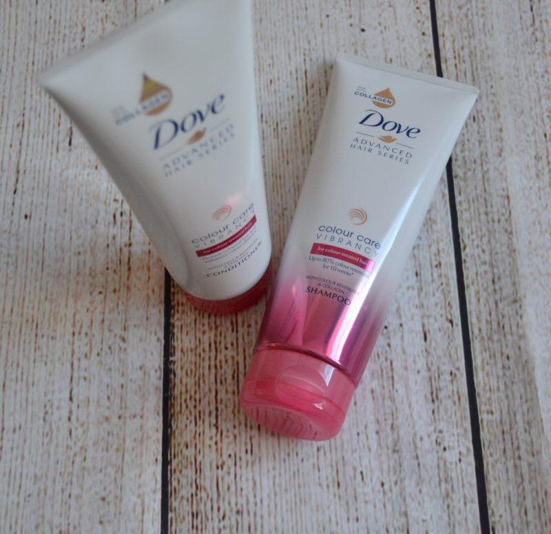 Dove Colour Care Vibrancy Shampoo