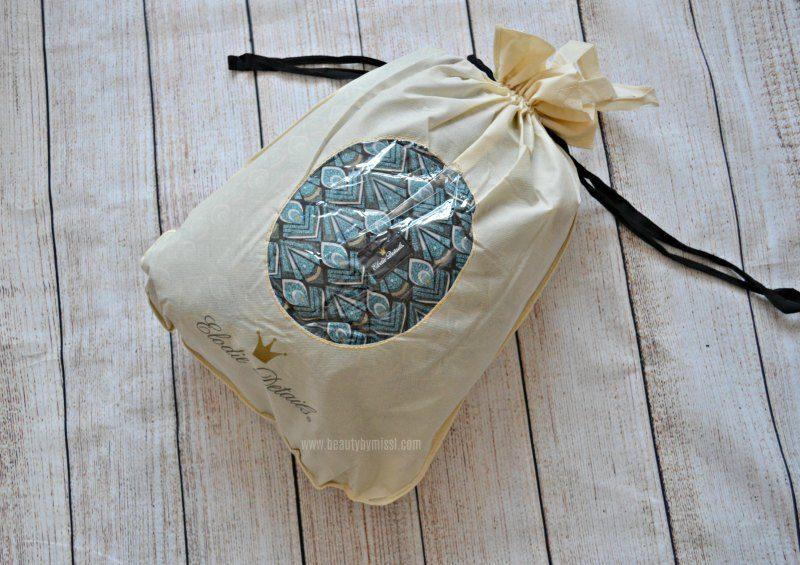 elodie details stylish branded dust bag