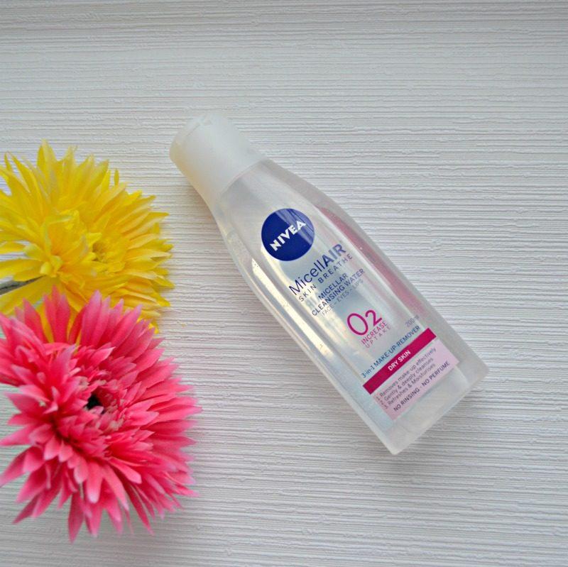 Nivea MicellAIR Skin Breathe mitsellaarvesi