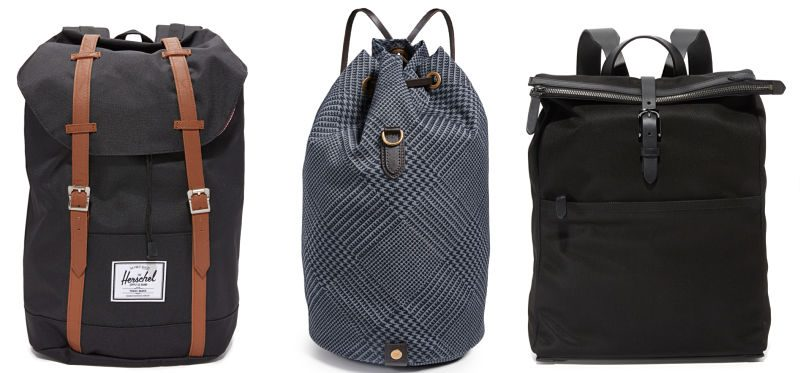 the best gifts for him - backpacks