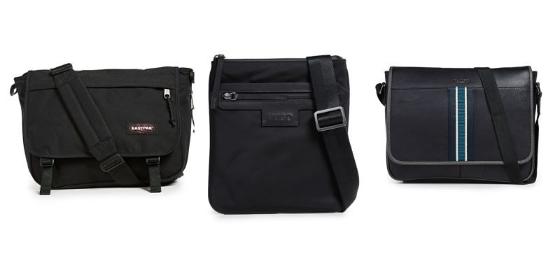 gift ideas for men - messenger bags