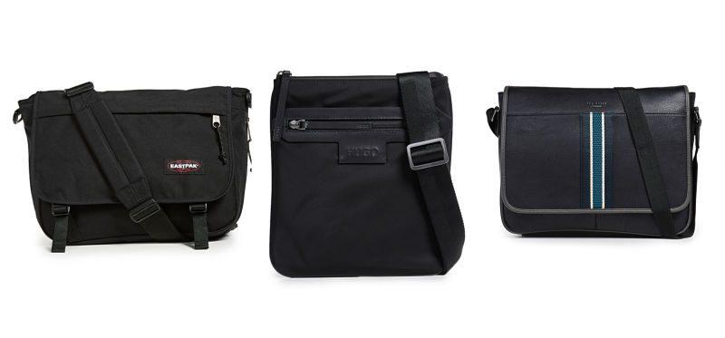 gift ideas for men - messenger bags