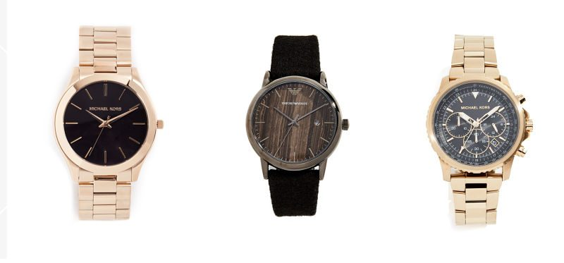 gift ideas for him - watches
