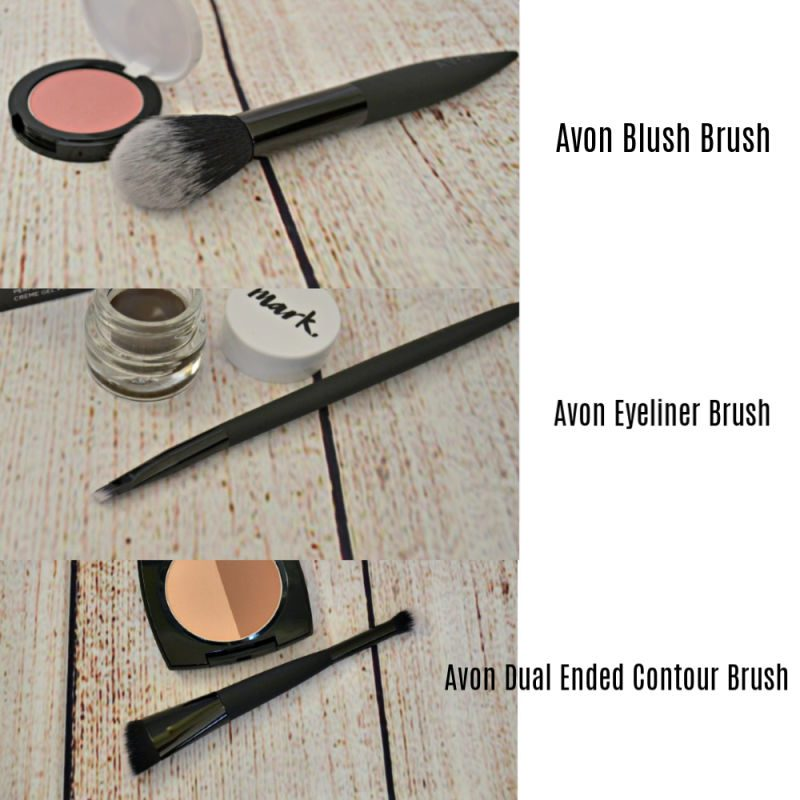 avon makeup brushes