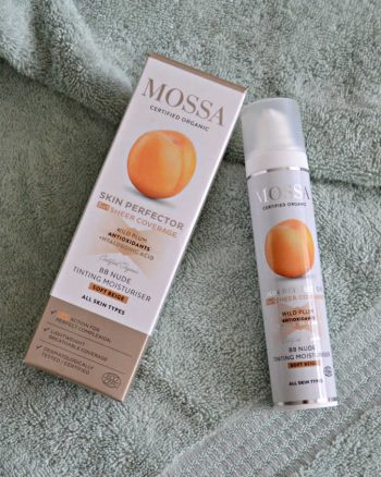 Mossa Skin Perfector 5in1 sheer Coverage BB Nude Tinting Moisturiser