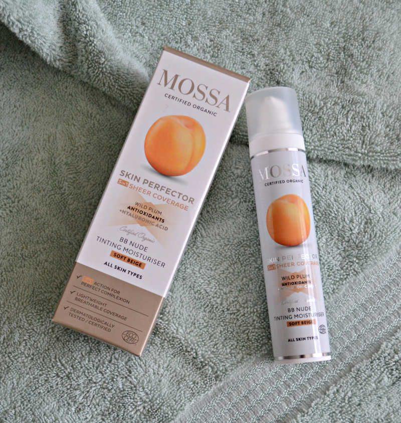 Mossa Skin Perfector 5in1 sheer Coverage BB Nude Tinting Moisturiser