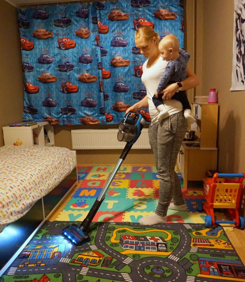 Philips SpeedPro Max Aqua cordless vacuum cleaner review