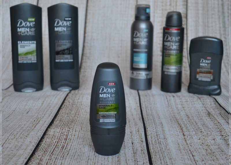 Dove Men+Care Elements Minerals+Sage roll on deodorant
